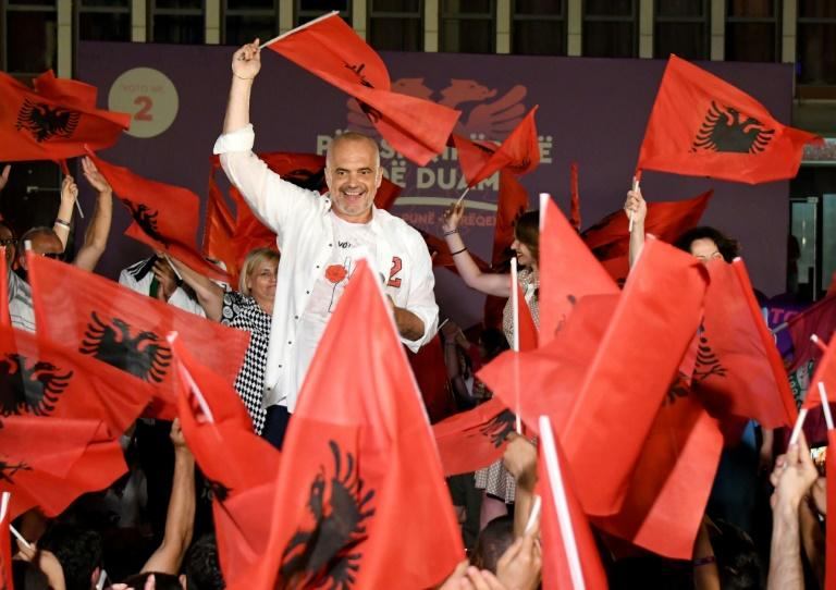 Six months after an electoral triumph at parliamentary elections, Albanian Prime Minister Edi Rama appears weakened by a cannabis trafficking scandal involving former interior minister and close ally Saimir Tahiri