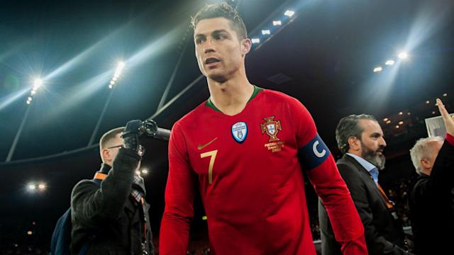The Real Madrid star lifted Portugal to victory over Egypt and his manager hailed the superstar's ability to get goals