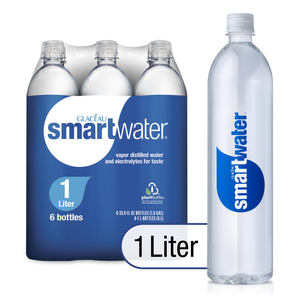Hydration is key, but saving on bottled water is important.
