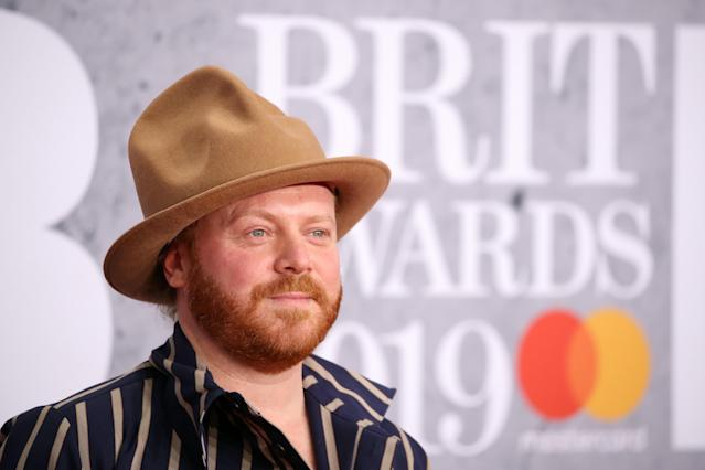 Leigh Francis attends The BRIT Awards 2019 held at The O2 Arena on February 20, 2019 in London, England. (Photo by Mike Marsland/WireImage)