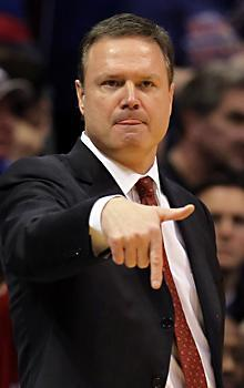 Bill Self doesn't have the usual depth of talent coming back, but you can't count out his Jayhawks