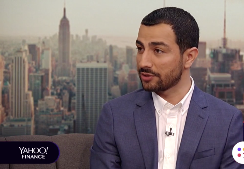 Blockstack cofounder and CEO Muneeb Ali on Yahoo Finance's Yfi AM show on July 15, 2019.