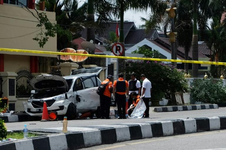 Four killed in latest Indonesia 'terror' assault
