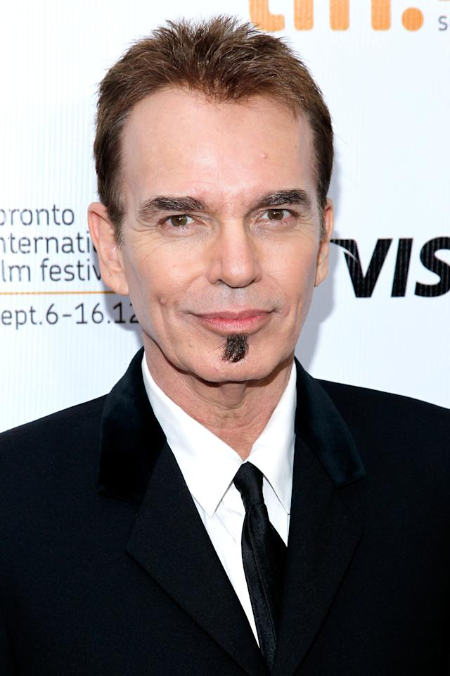 WORST: So, Billy Bob Thornton is really committed to that soul patch, huh?