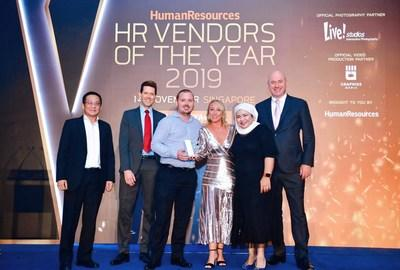 ADP Team at HR Vendors of the Year 2019 Award Singapore