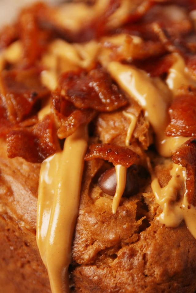 "<p>The king knew where it was at.</p><p>Get the recipe from <a rel=""nofollow"" href=""http://www.delish.com/cooking/recipe-ideas/recipes/a54149/elvis-banana-bread-recipe/"">Delish</a>.</p>"