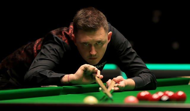 Kyren Wilson had no reply to Higgins as he fell to the Scotsman.