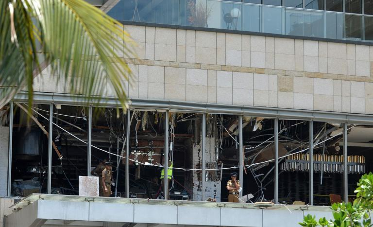 Sri Lanka blast: Foreign office issues travel warning to British visitors