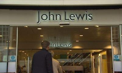 John Lewis half-year profits tumble 53% as costs grow