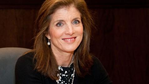 gty caroline kennedy thg 130401 wblog Caroline Kennedy to Be Named Ambassador to Japan