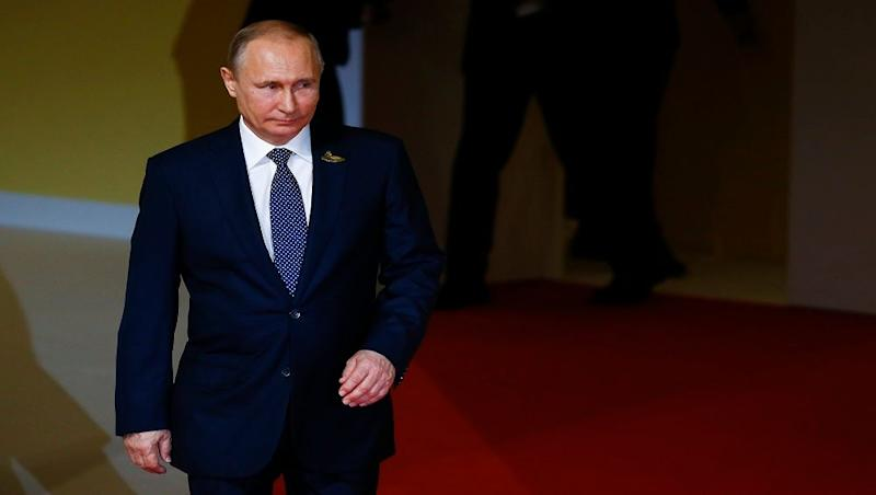 Vladimir Putin to Attend TurkStream Pipeline Completion Ceremony in Istanbul