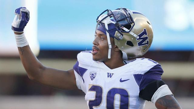 The Packers were willing to trade the 33rd pick, but instead chose the Huskies CB to begin the second round of the draft.
