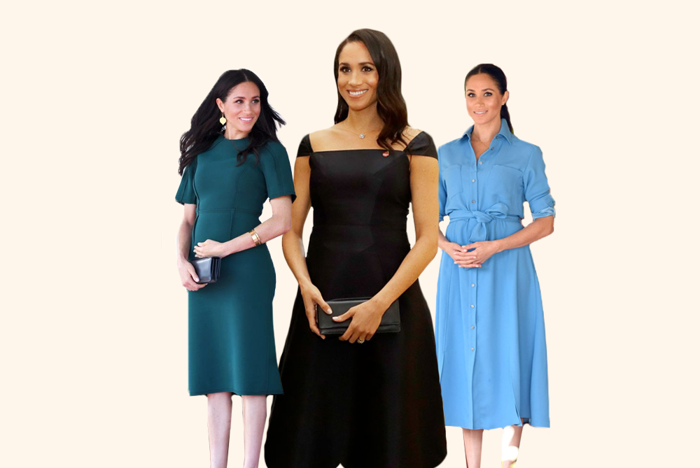 "<p>It's time to start the royal baby watch. <a rel=""nofollow"" href=""https://www.goodhousekeeping.com/life/a48090/meghan-markle-facts/"">Meghan Markle</a> is expecting her first child with Prince Harry this spring - as soon as this month! - and the Duchess of Sussex has seriously nailed <a rel=""nofollow"" href=""https://www.goodhousekeeping.com/beauty/fashion/g4674/kate-middleton-pregnancy-style/"">her maternity style</a> since announcing <a rel=""nofollow"" href=""https://www.goodhousekeeping.com/life/a21273125/meghan-markle-pregnant/"">the pregnancy</a> back in October. Here's the best of what the newest royal has worn since revealing the big baby news. </p>"
