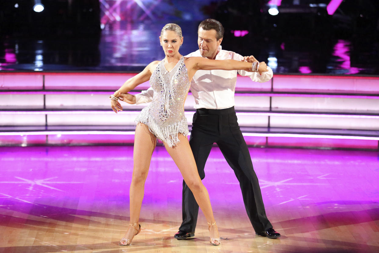 "ABC's ""Dancing With the Stars"" - Season 20 - Week Seven"