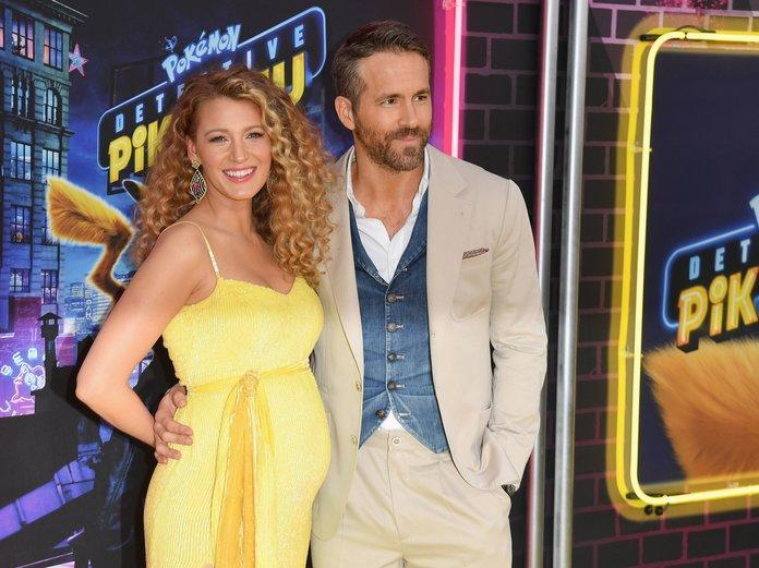 Blake Lively and Ryan Reynolds secretly welcome third child