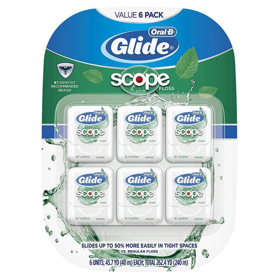 Score fresh breath and cleaner teeth, all in one go. (Photo: Amazon)