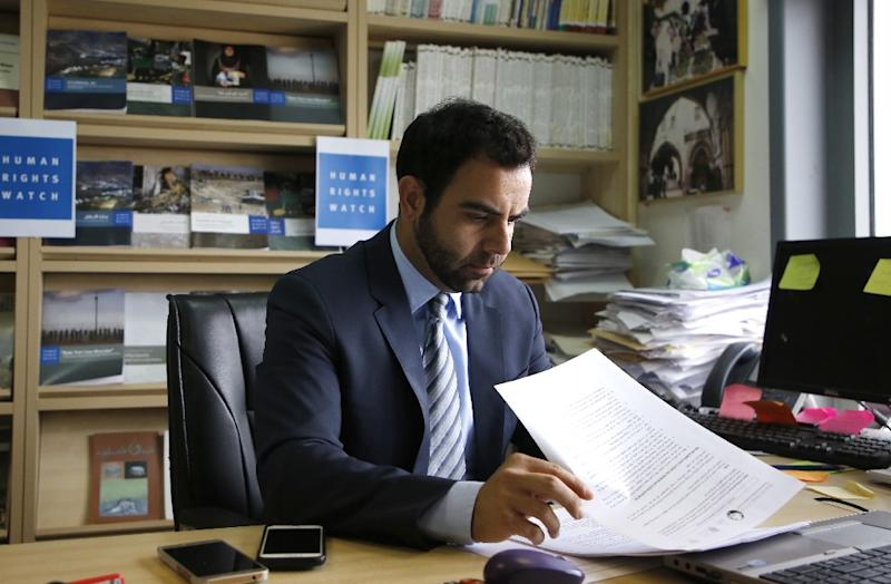 Human Rights Watch's Israel and Palestine director Omar Shakir (pictured May 2018), a US citizen, will have until May 1, 2019 to leave Israel, according to the decision by the Jerusalem district court
