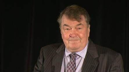 Former CBC News host Don Newman shares his memories of late broadcast journalist Henry Champ