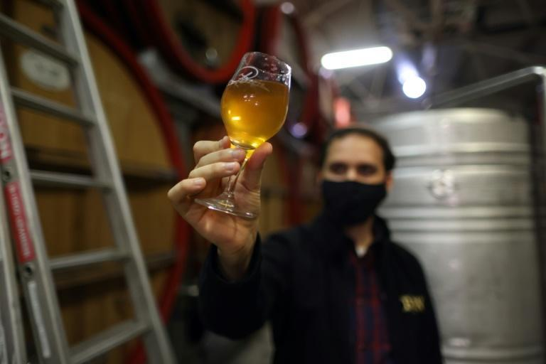 Brewer Karel Boon has had to let go of staff during the coronavirus pandemic