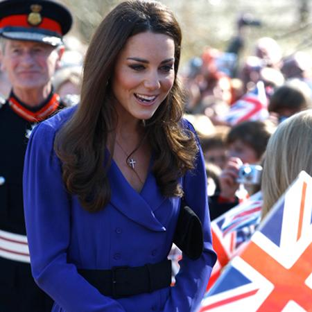 Duchess 'gaining fashion confidence'