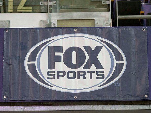 Logo do Fox Sports (Joseph Weiser/Icon Sportswire via Getty Images)