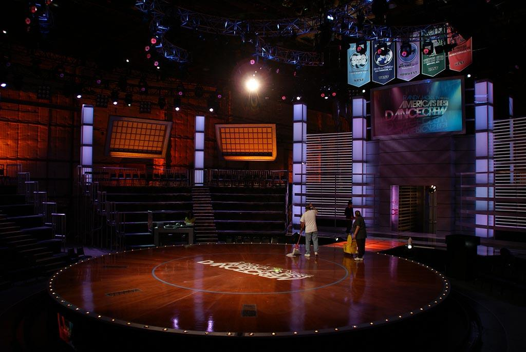 After a final sweep and squeegee, the stage is set for a night that is guaranteed to deliver chills, thrills and, hopefully, a lack of spills.