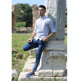 Handsome hunk Ibrahim Younes soon to make his mark in Bollywood