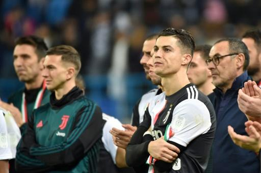 Cristiano Ronaldo's Juventus return to action after their Italian SuperCup defeat to Lazio