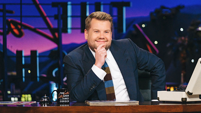 James Corden Extends 'Late Late Show' Contract After Hinting He Might Be Done With the Show