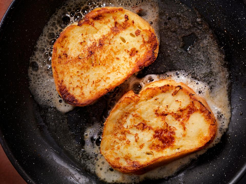 Recipe for 'bread steak' sparks amusement (Getty Images/iStockphoto)