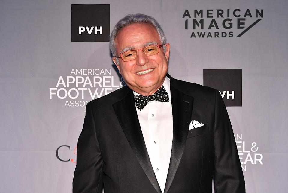 NEW YORK, NY - APRIL 16:  Rick Helfenbein, President and CEO, AAFA attends American Apparel & Footwear Association's 40th Annual American Image Awards 2018 on April 16, 2018 in New York City.  (Photo by Slaven Vlasic/Getty Images for AAFA)