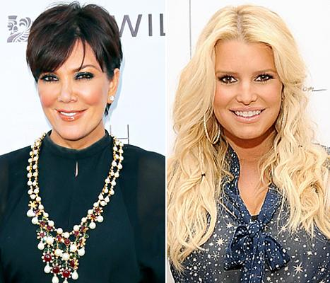 """Kris Jenner """"Hooking Up"""" With Ben Flajnik, Jessica Simpson Visits Boston For Thanksgiving: Today's Top 5 Stories"""
