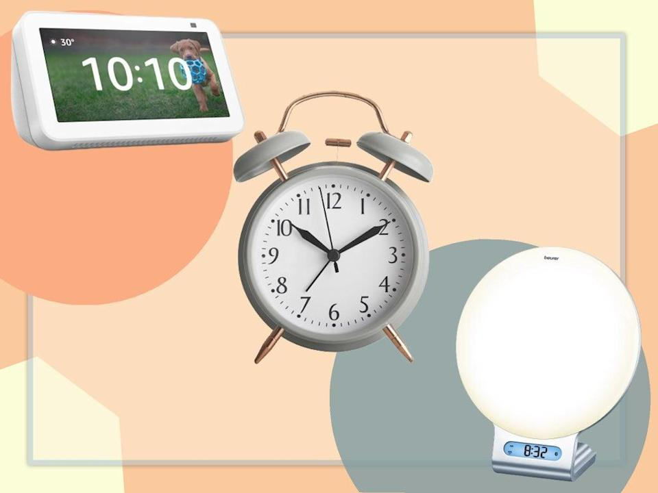 Upgrading from your phone to a proper alarm could mean less  midnight scrolling and a better night's sleep (iStock/The Independent )
