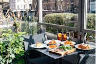 <p>The new North London restaurant will be opening its doors for dinner (5pm to 11pm) at the Chapel Bar. Guests can enjoy Italian food and drink in a plant-filled outdoor setting with a covered roof to ward off any unsuspecting rain.</p>