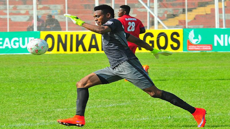 Akwa United in pole position to sign Olorunleke