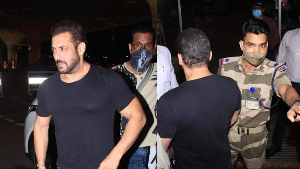 Officer who stopped Salman wasn
