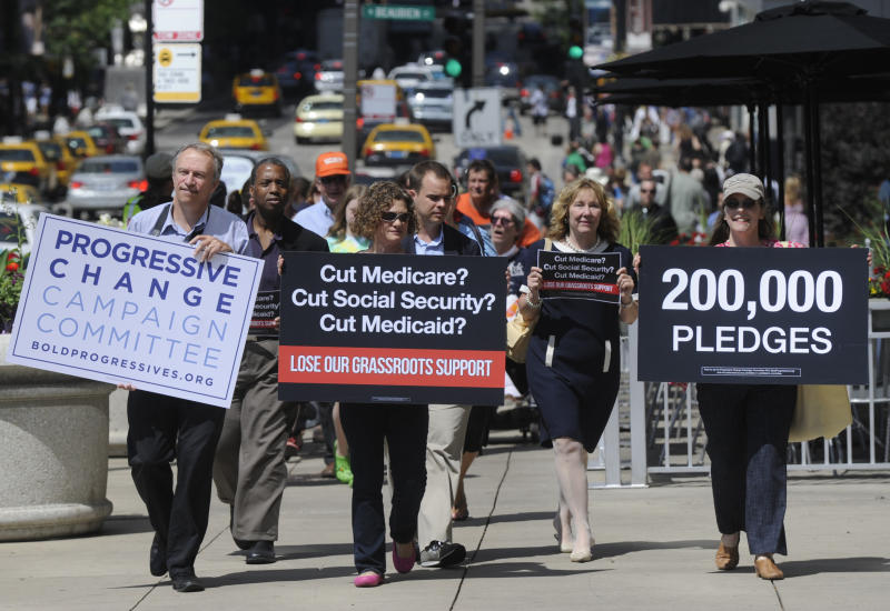 PROMISES, PROMISES: Social Security pledge at risk