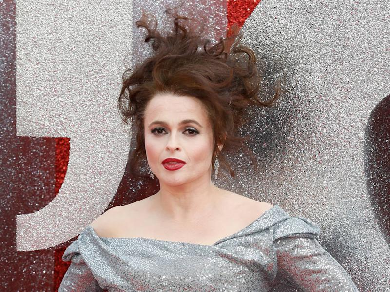 Helena Bonham Carter started acting to help deal with father's paralysis
