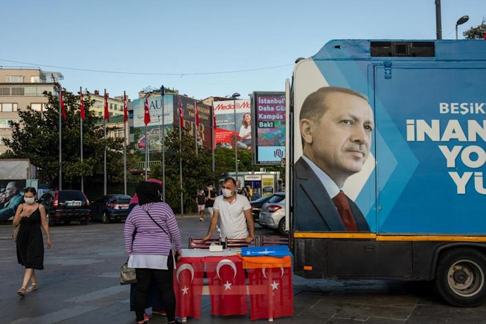 Turkey Stands Alone In Emerging Markets As Economic Woes Deepen