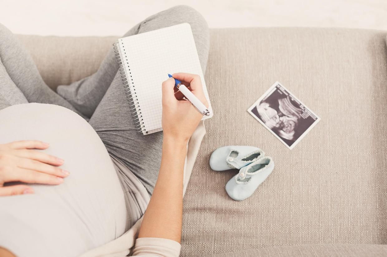 Baby name consultants are helping parents pinpoint the perfect names for their offspring. (Getty Creative)