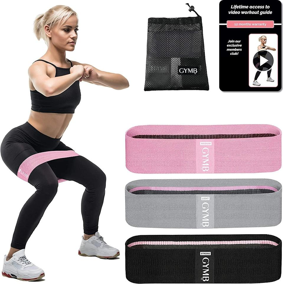 <p><span>Booty 3 Resistance Bands</span> ($12, originally $20)</p>