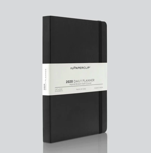 """<a href=""""https://fave.co/2FiD1et"""" rel=""""nofollow noopener"""" target=""""_blank"""" data-ylk=""""slk:BUY HERE"""" class=""""link rapid-noclick-resp"""">BUY HERE</a> Achieve new level of productivity with this daily planner. With one page a day, the planner also includes important dates, calendar and year planner."""