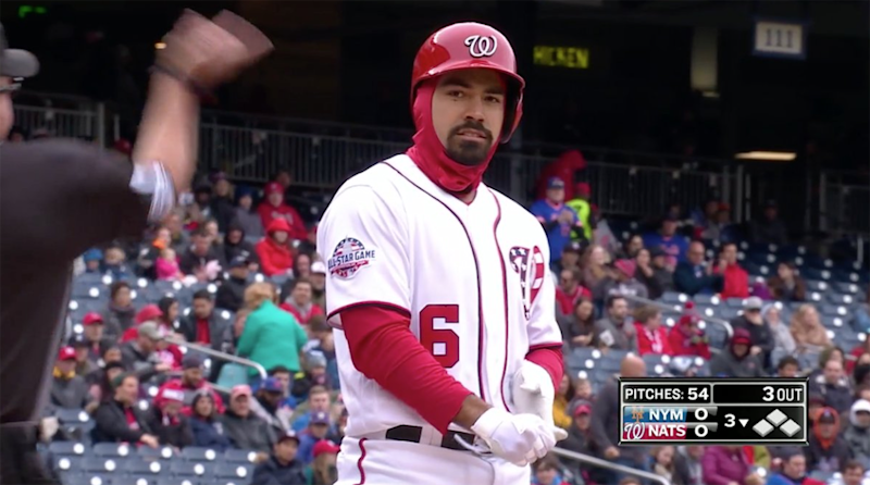 Rendon confused by ejection: It's sad there's no accountability for umpires
