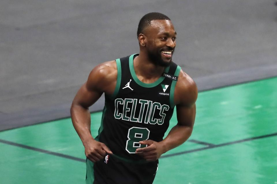 Boston Celtics' Kemba Walker