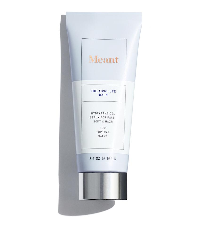 <p><strong>How to Use It: </strong>Massage it onto your face and body, wet or dry, as a moisturizing serum, and smooth it onto damp hair to tame frizz and hydrate dry strands.<span></span></p>