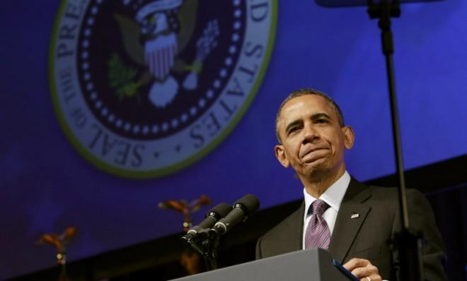 """The balance of powers means we can't expect """"this or any other president to be a super-hero."""""""