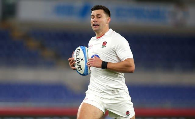 Test centurion Ben Youngs is England's first choice scrum-half