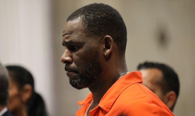 R Kelly: Convicted gang member claims to have beaten up jailed singer