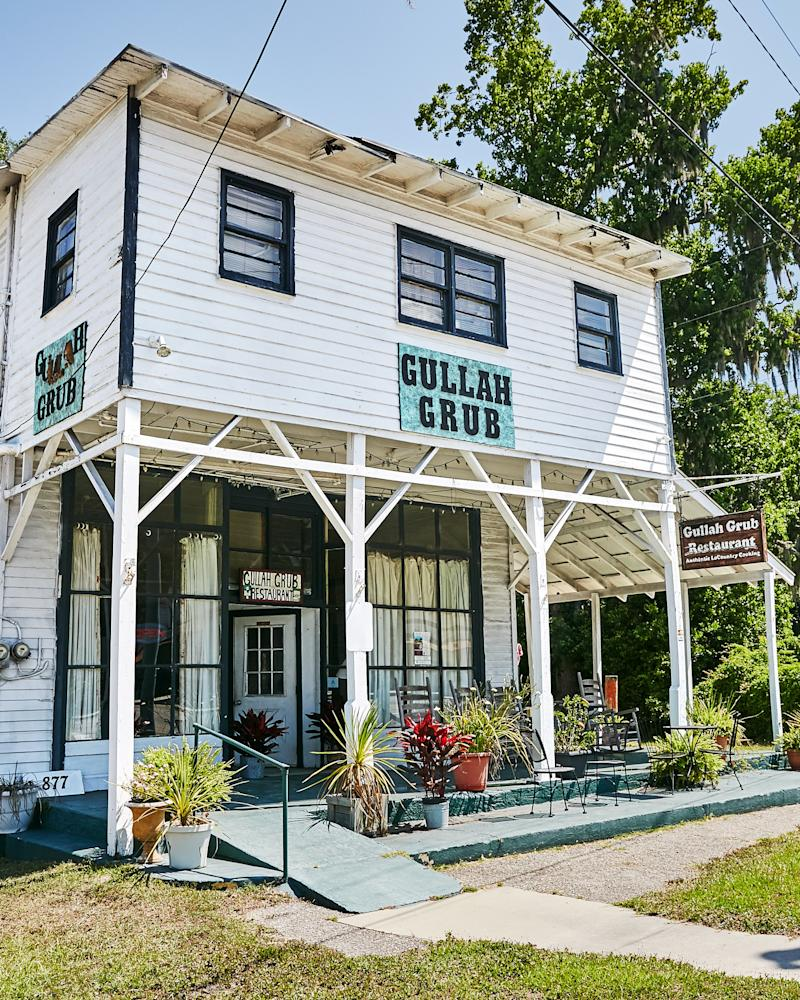 Gullah Grub on St. Helena is one of the country's few exclusively Gullah restaurants.
