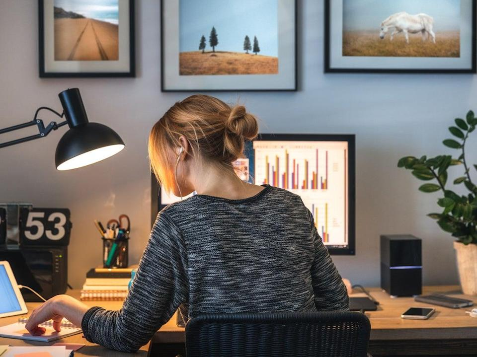 <p>Home workers could find they are no longer covered by default as some policies may be 'domestic only'</p> (Getty Images)